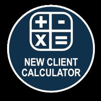 New Client Calculator - Meet Professionals