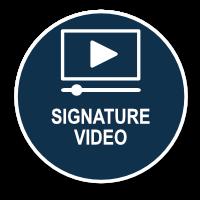Signature Video - Meet Professionals