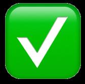 Green Box, White Tick Mark, Meet Professionals Irresistible Offer